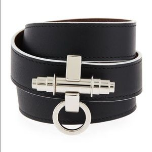 Givenchy bracelet used but in good condition.